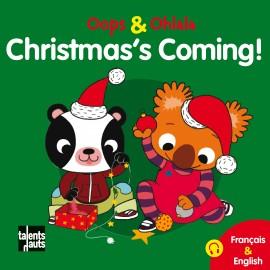 Christmas's coming!