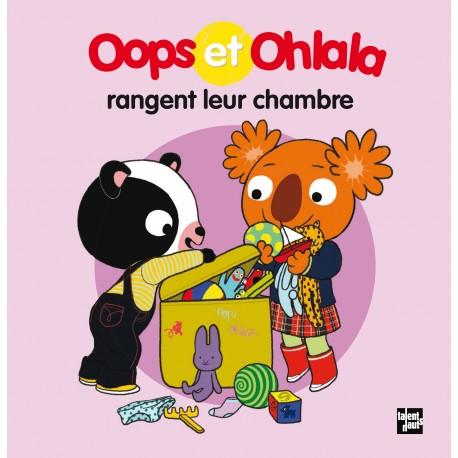 Oops et Ohlala rangent leur chambre