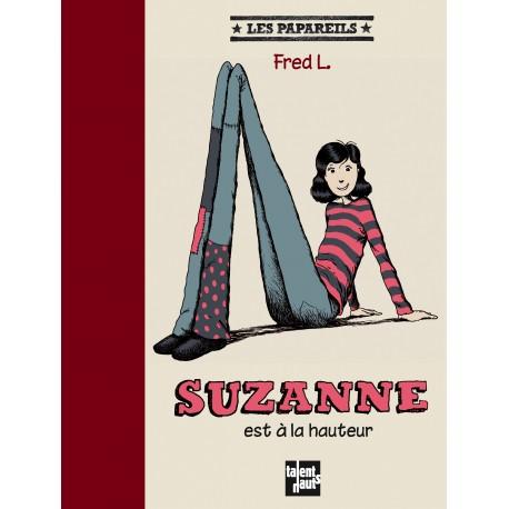 Suzanne est à la hauteur