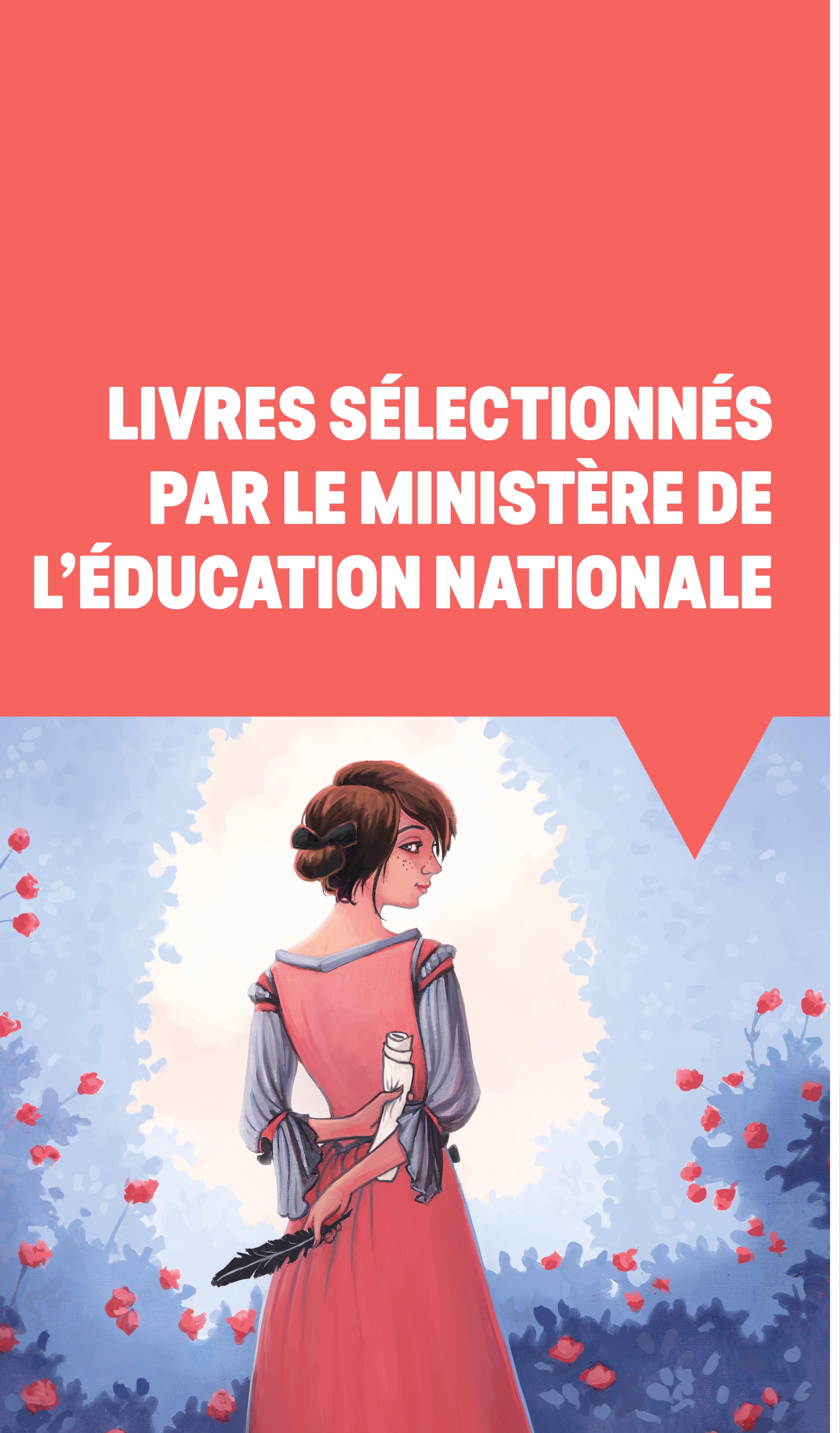 Livres sélection Ministère Education nationale