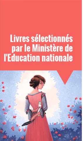 Livres Ministère de l'Education nationale