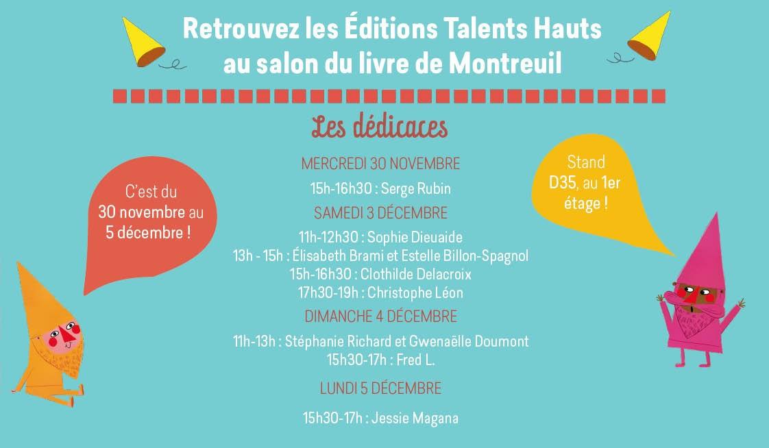 Talents Hauts à Montreuil !